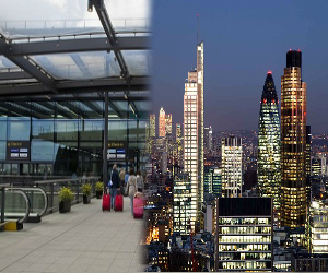 Best Ground Transportation Available from Gatwick Airport to London City