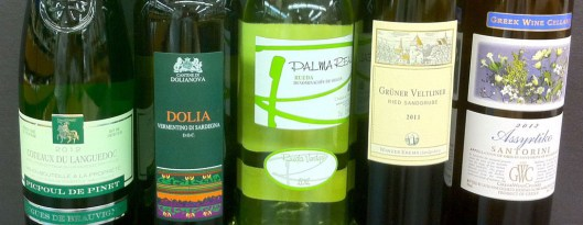 Summer white wine to try