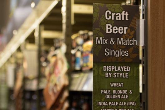 Craft beer - mix and match