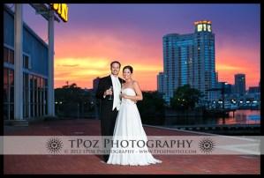 Baltimore Museum of Industry Wedding