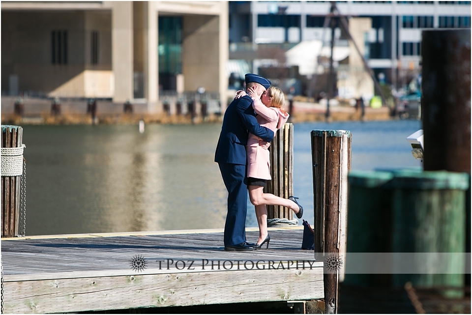 Surprise Engagement Proposal Photos