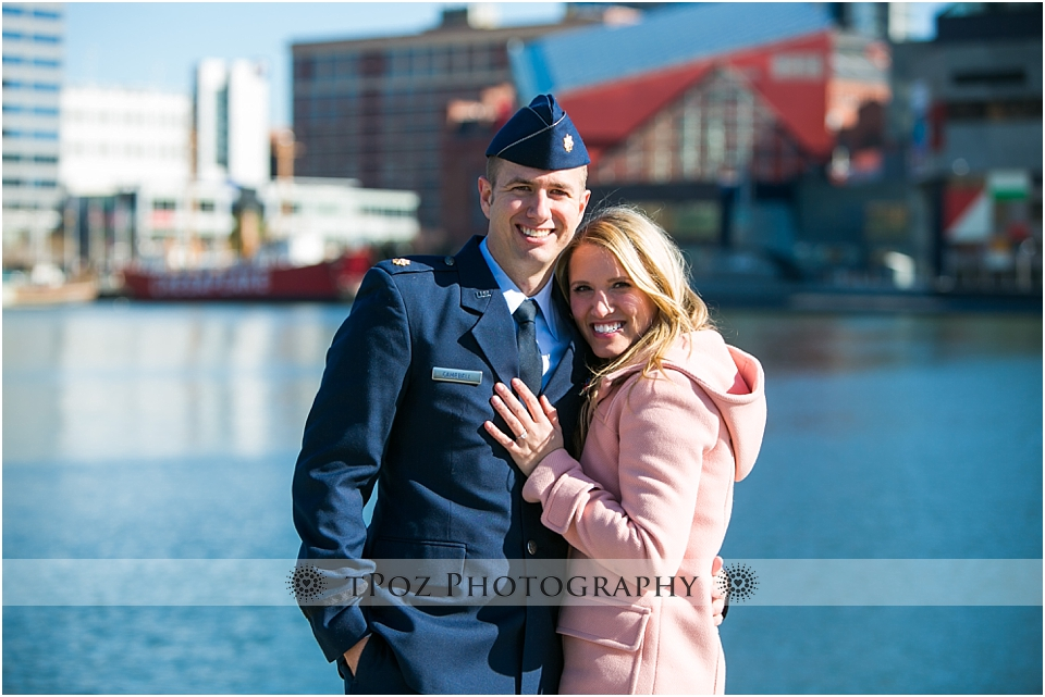 Baltimore Inner Harbor Engagement