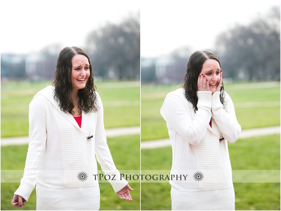surprise Engagement Proposal Photos
