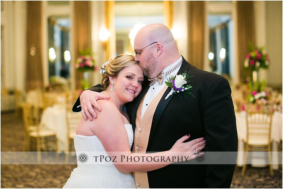 The Belvedere Wedding Reception