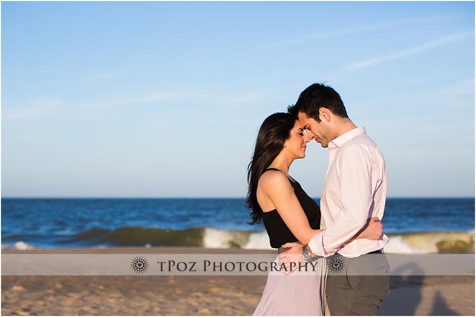 Rehoboth Beach Engagement Photos