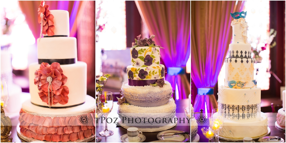 Baltimore Cakery at The Grand Historic Venue Bridal Showcase