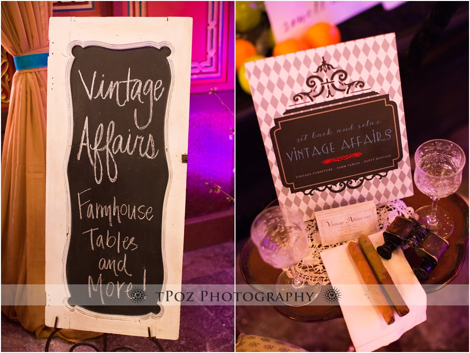 Vintage Affairs at The Grand Historic Venue Bridal Showcase
