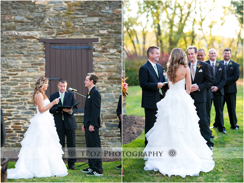 Waverly Mansion Wedding Ceremony