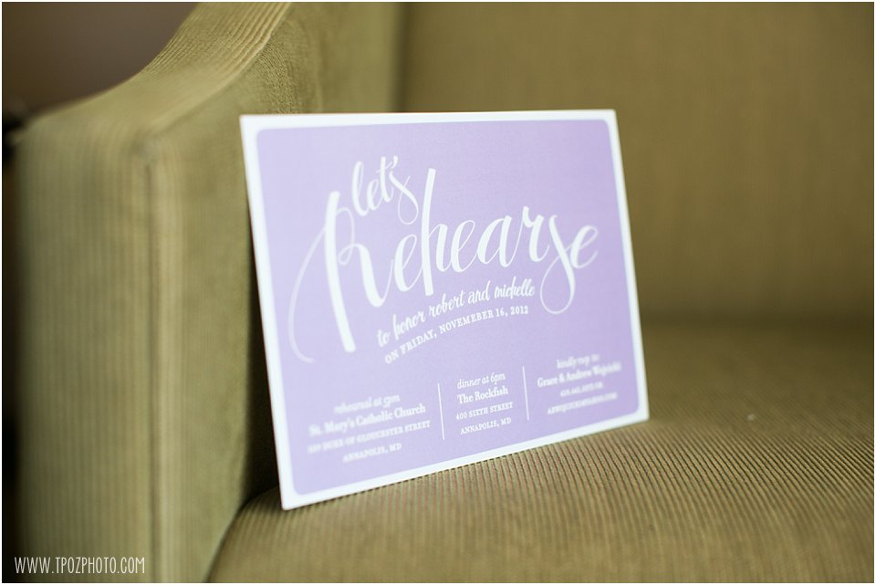 wedding invitations and paper goods