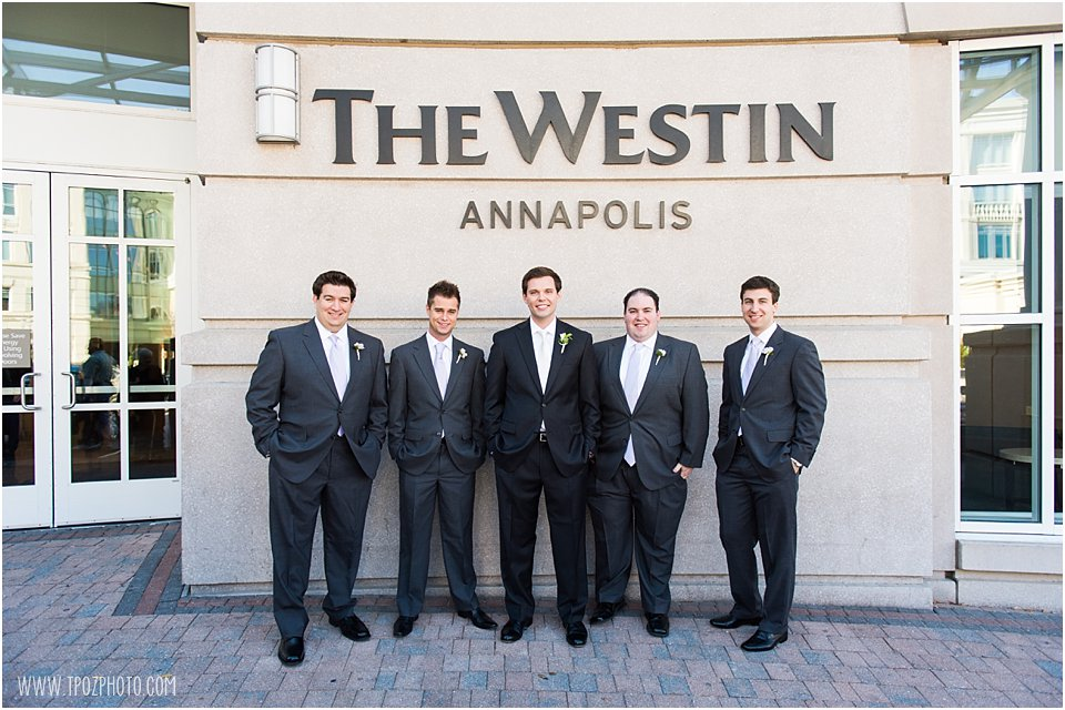 Annapolis Westin Wedding