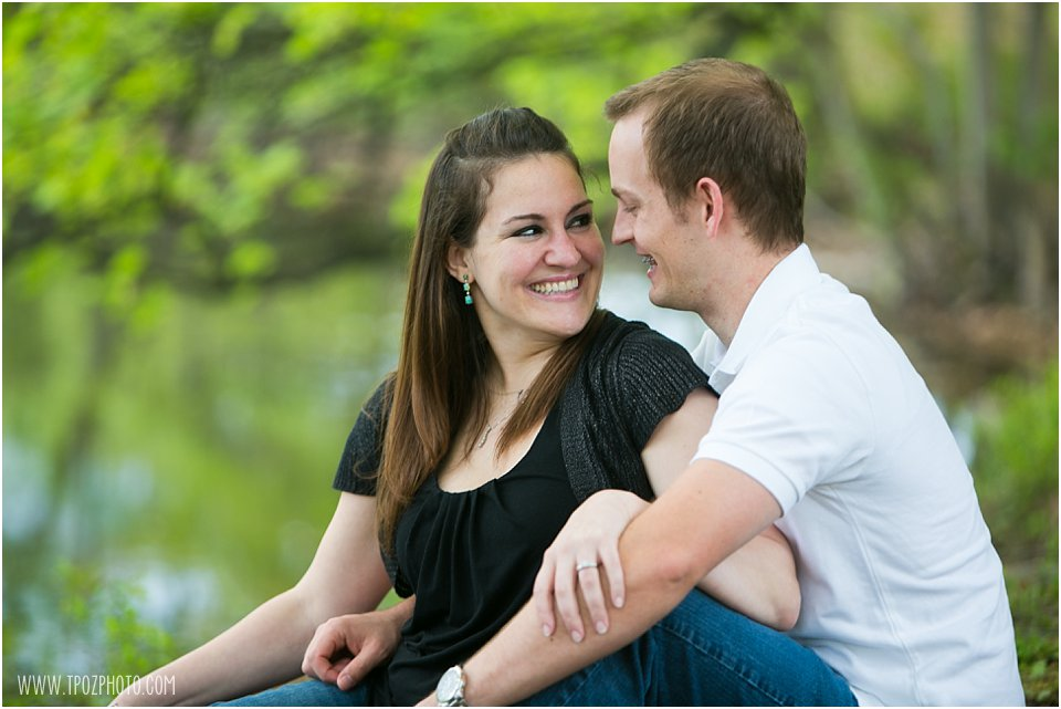 Loch Raven Reservoir Engagement Photos