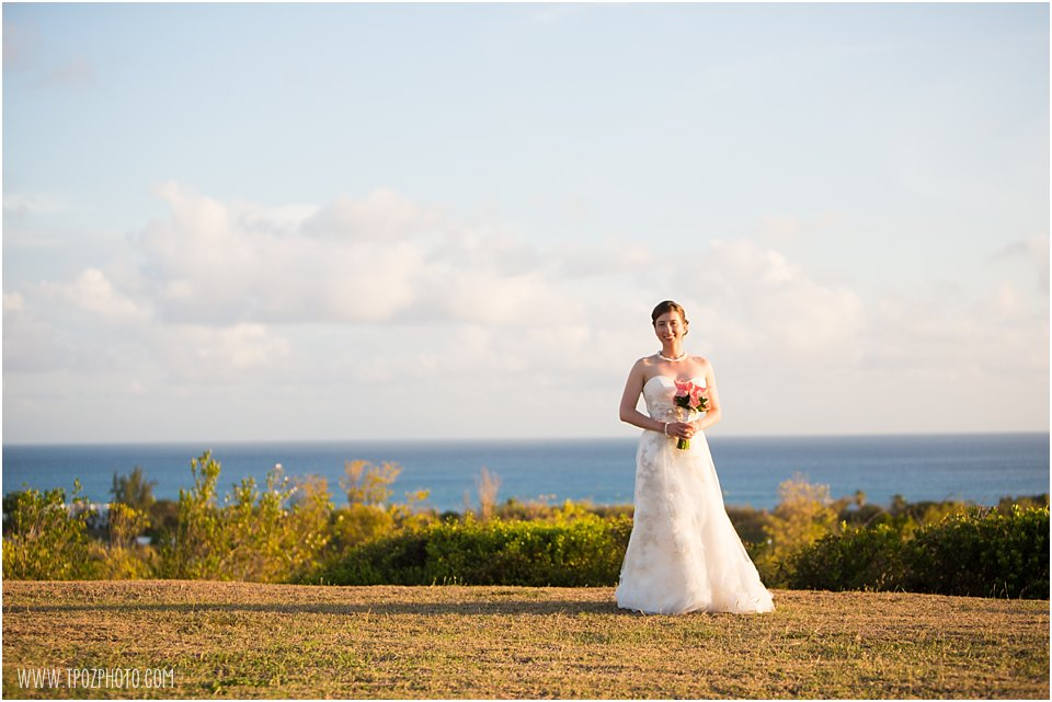 St. Martin Wedding Photos