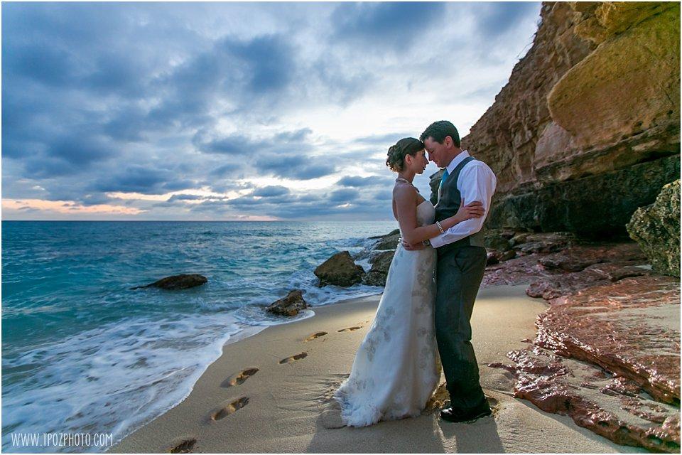 St. Martin Wedding Photos