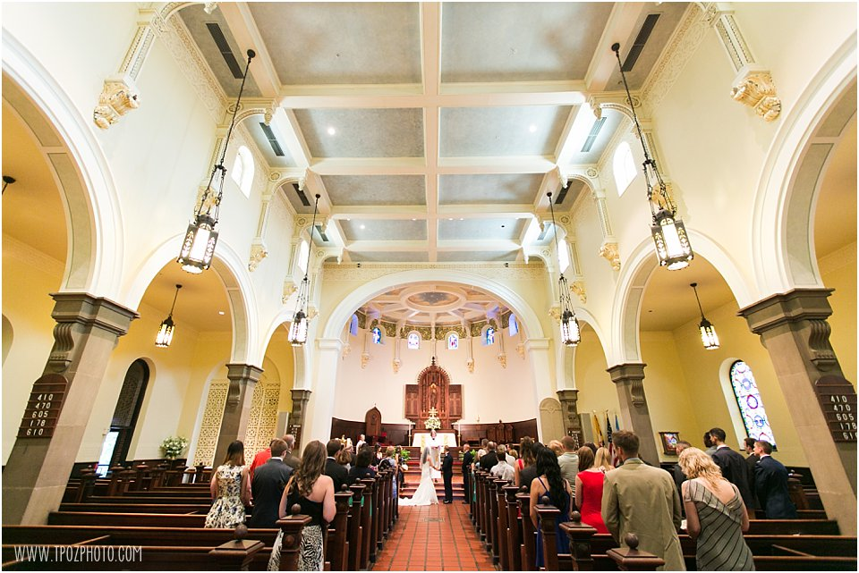 St. Anne's Church Wedding Annapolis
