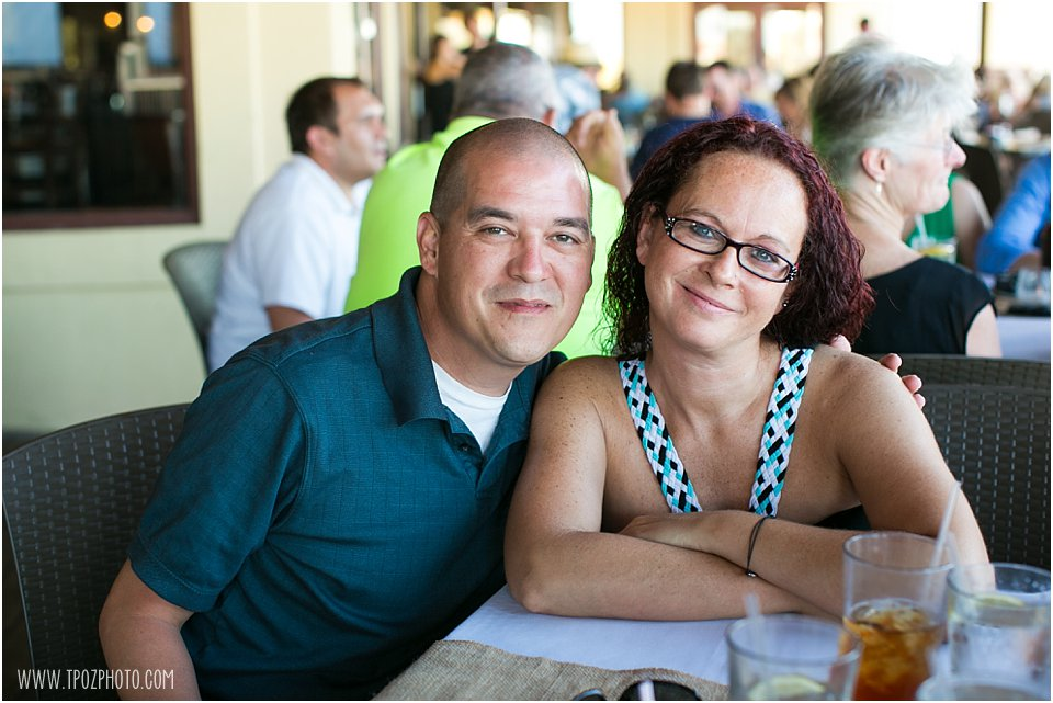 Florida Destination Wedding Rehearsal Dinner at Hemminways Pensacola