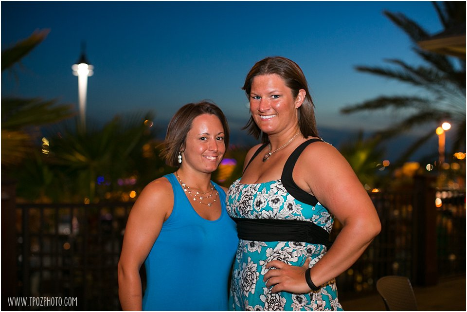 Rehearsal Dinner at Hemmingways Florida