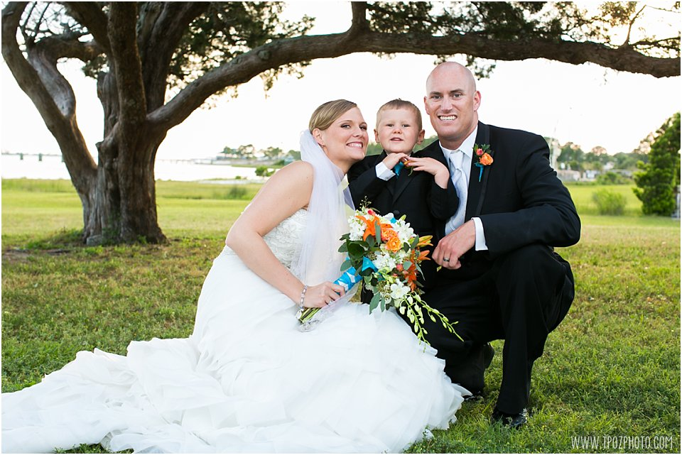 Hurlburt Field Wedding Photos