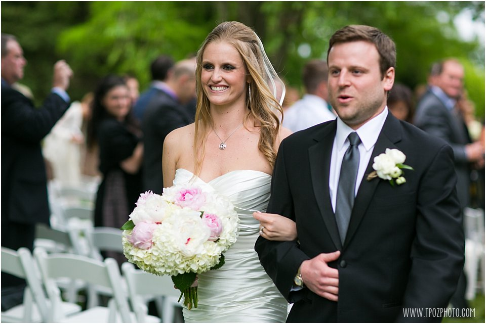 Aspen Wye River Wedding Ceremony
