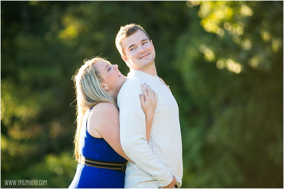 Joppatowne Elementary School Engagement Photos