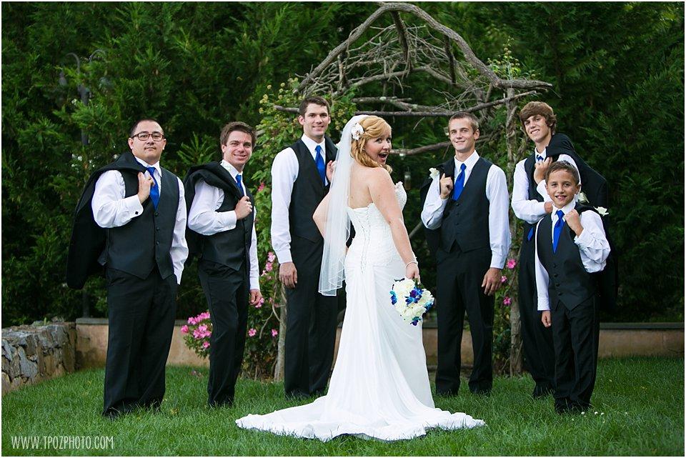 Milton Ridge Bridal Party