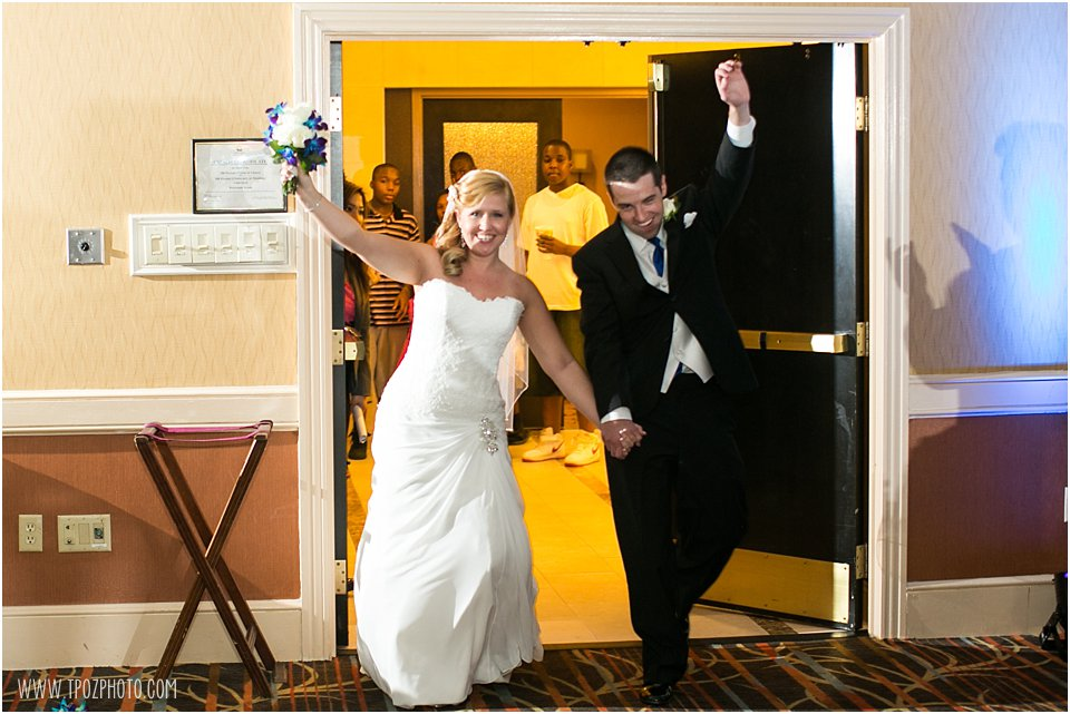 Holiday Inn Gaithersburg Wedding