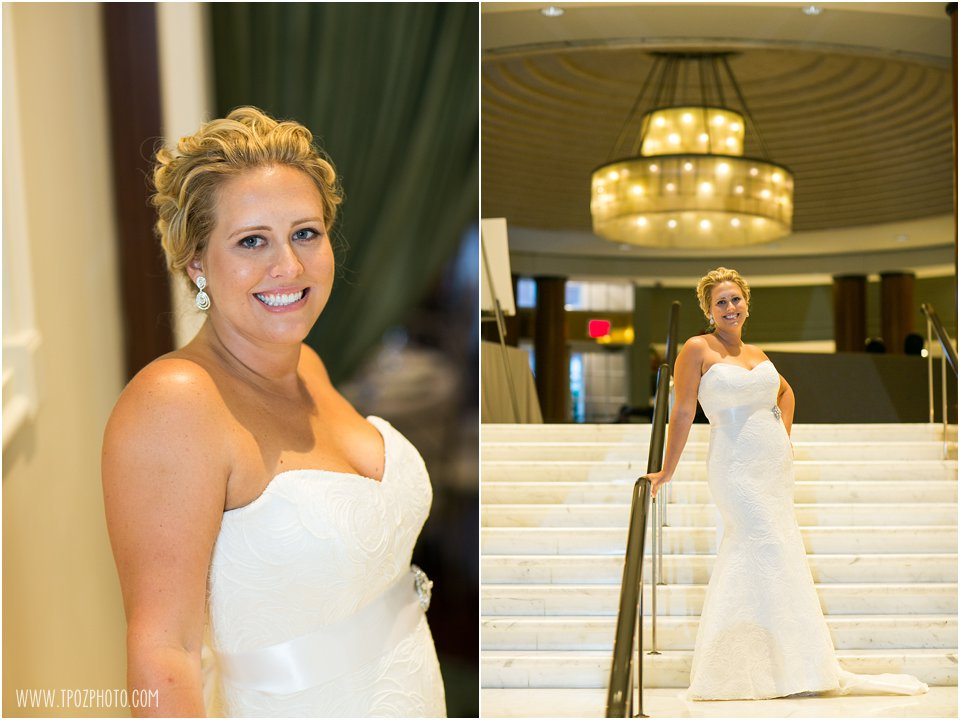 Westin Georgetown Wedding Bride