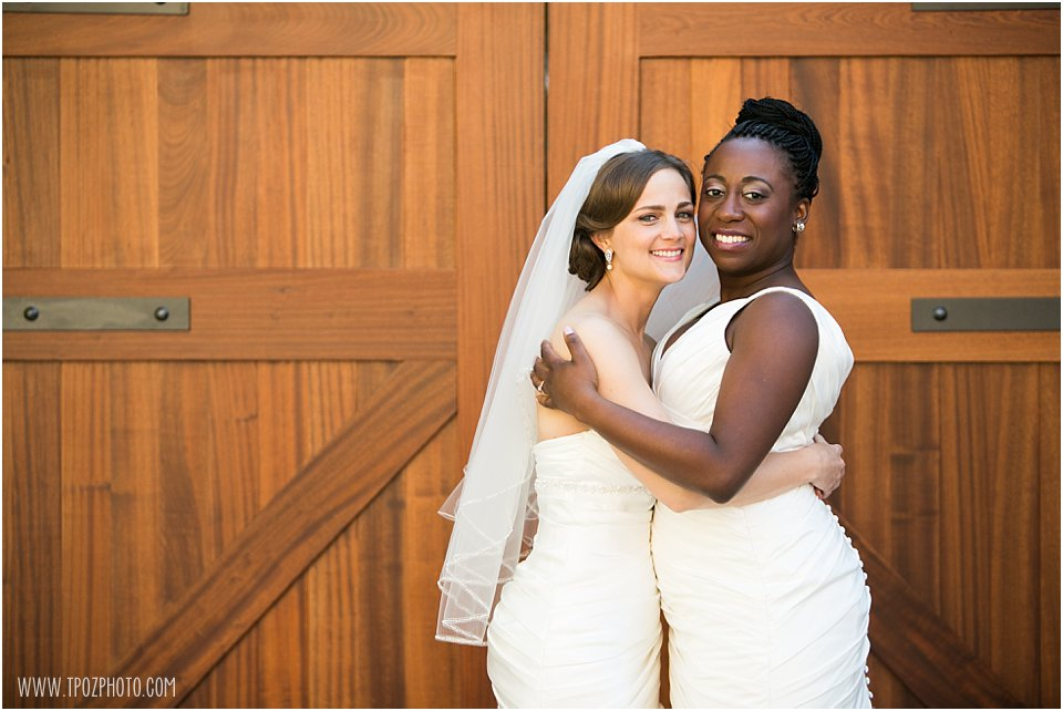 Same-sex wedding baltimore
