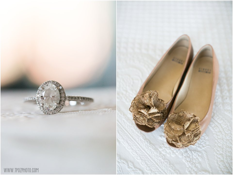 Stuart Weitzmann Shoes & engagement ring