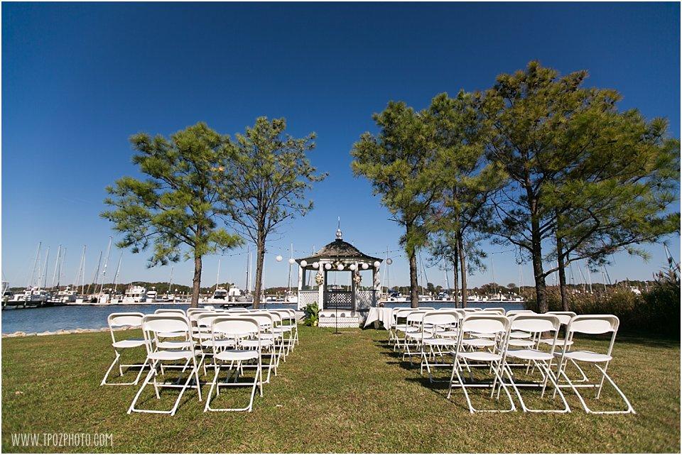 Osprey Point Wedding Ceremony