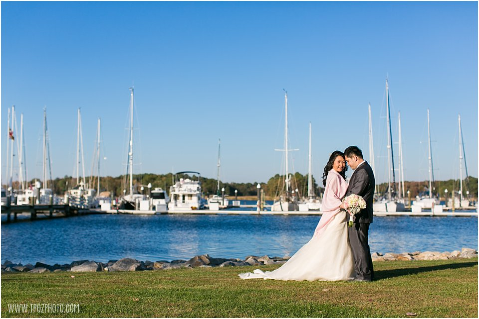 Wedding at Osprey Point Inn