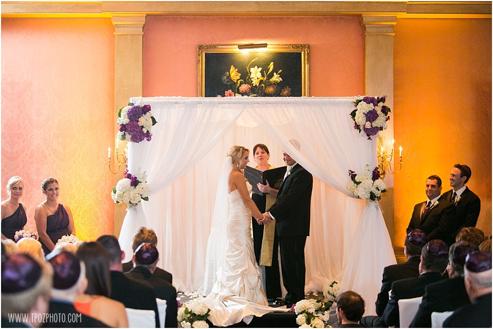 Wedding Ceremony at Royal Sonesta Baltimore