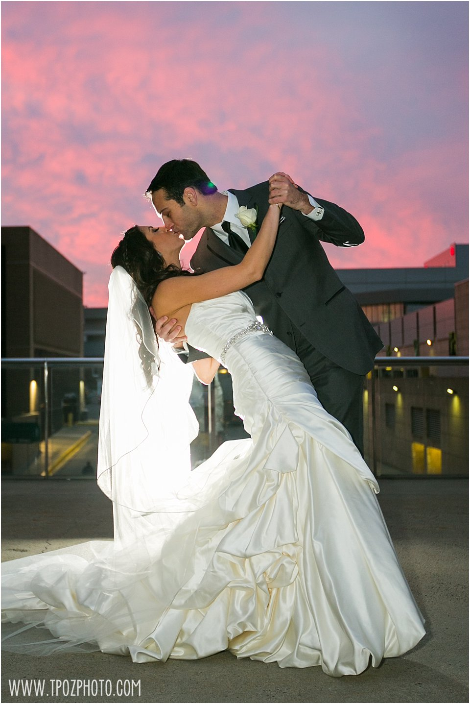 Sheraton Inner Harbor Wedding
