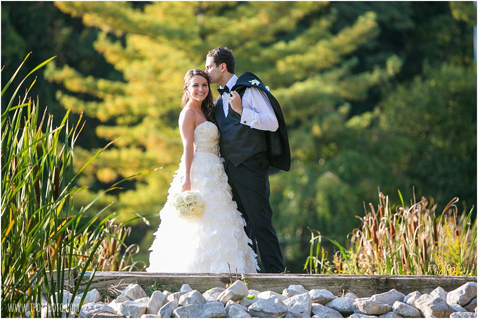 Suburban Country Club Wedding