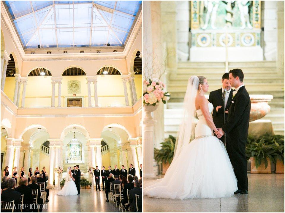 The Walters Wedding Ceremony