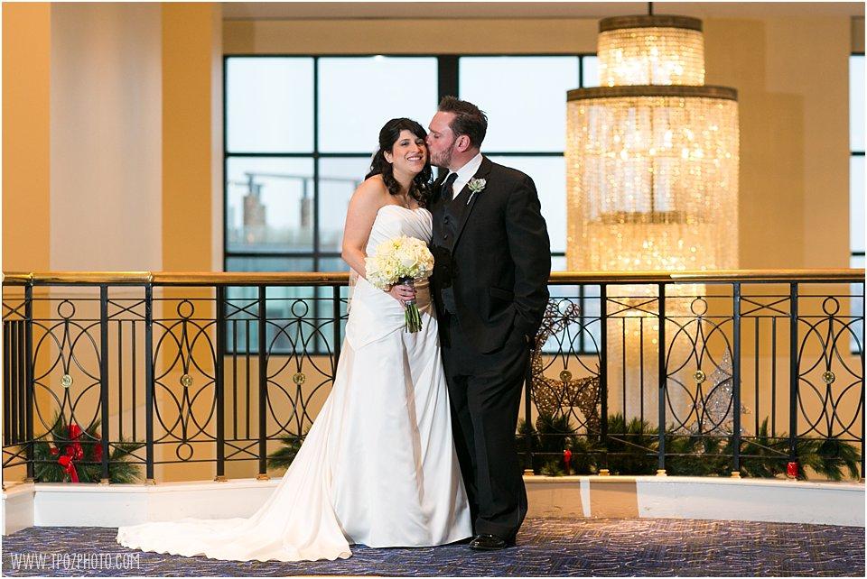 Wedding Portraits - Baltimore Waterfront Marriott