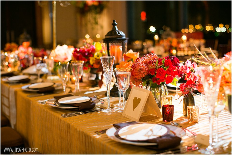 Wedding Reception at the Four Seasons Baltimore