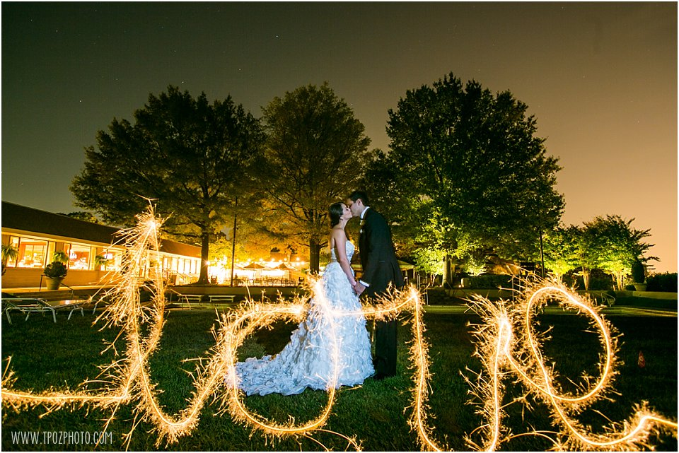 Love Sparkler Photos