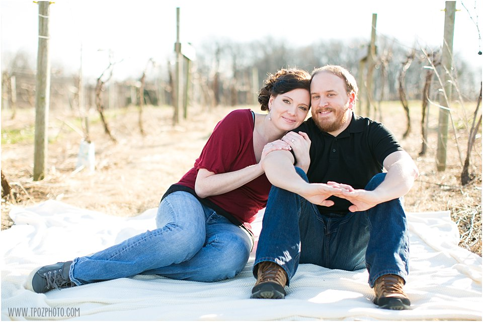 Galloping Goose Engagement Session