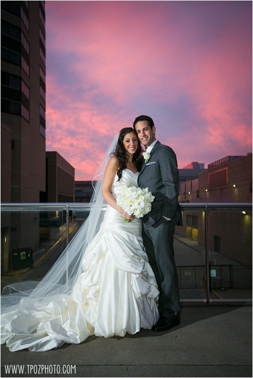 Sheraton Inner Harbor Wedding Photos