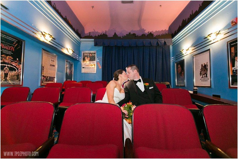 Baltimore Museum of Industry Wedding Portraits