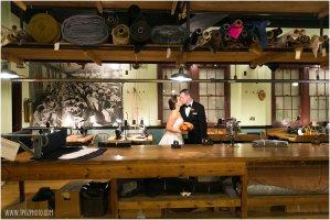 Baltimore Museum of Industry Wedding Photos