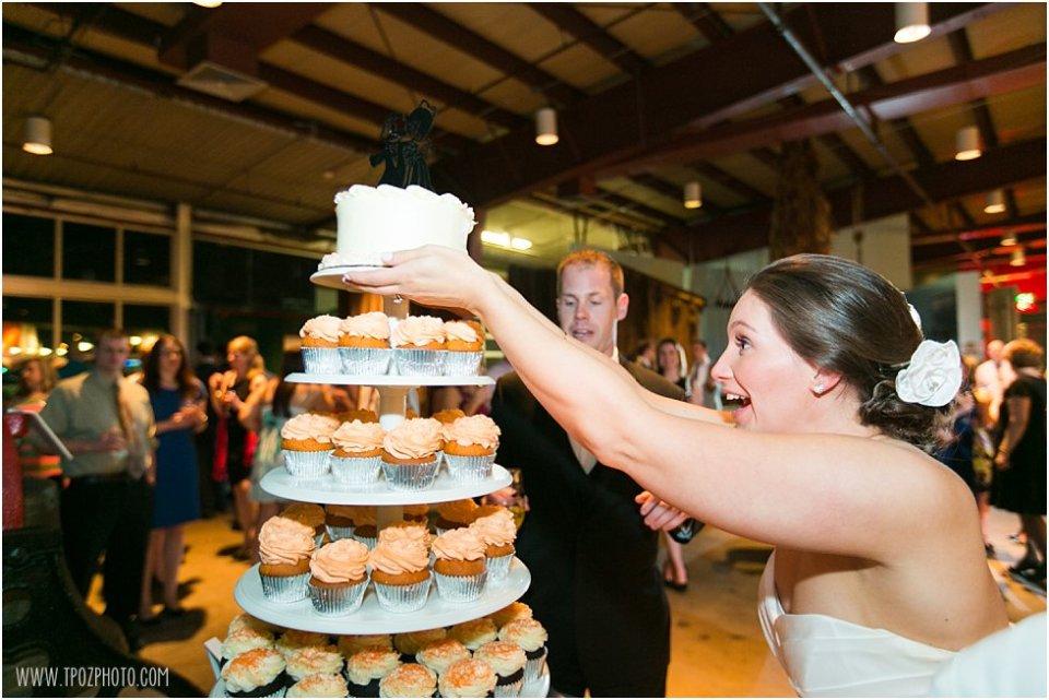 Wedding Reception at the BMI