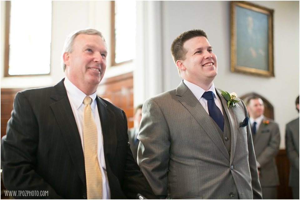 McDonogh School Wedding Ceremony