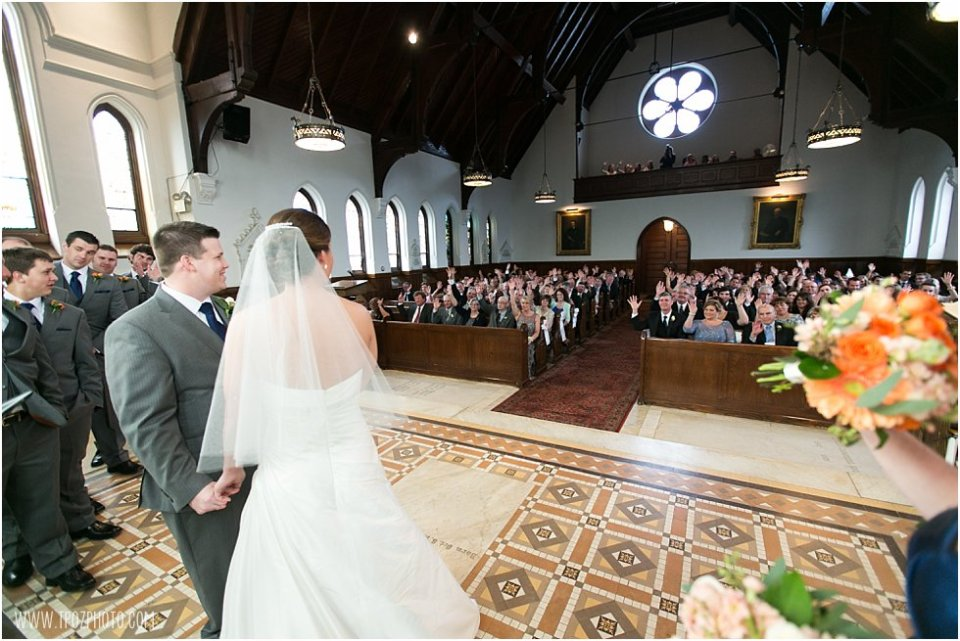 McDonogh School Wedding Ceremony