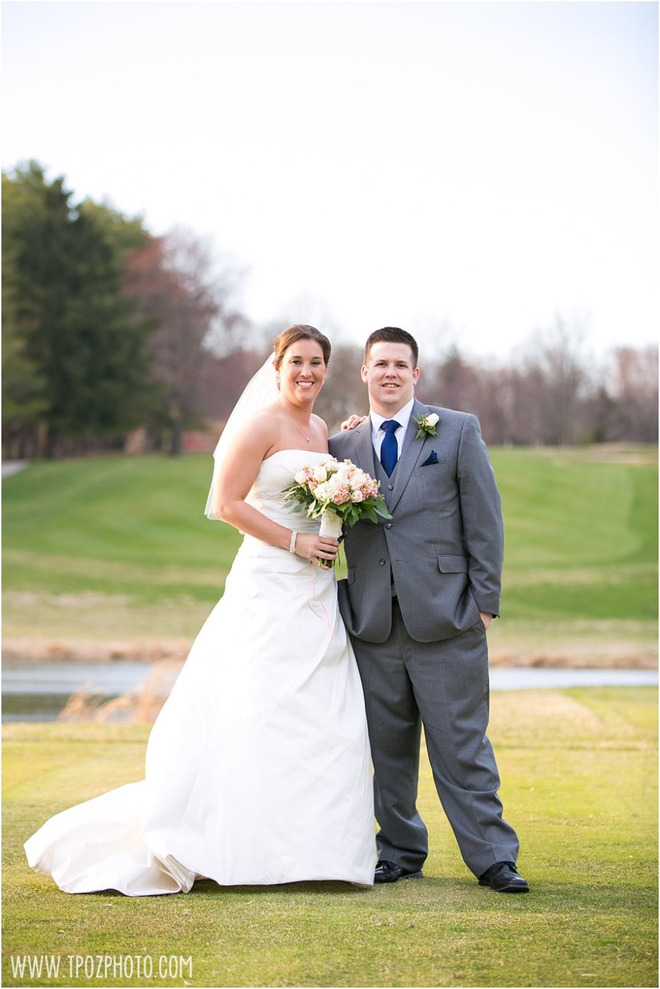 Hillendale Wedding Portraits