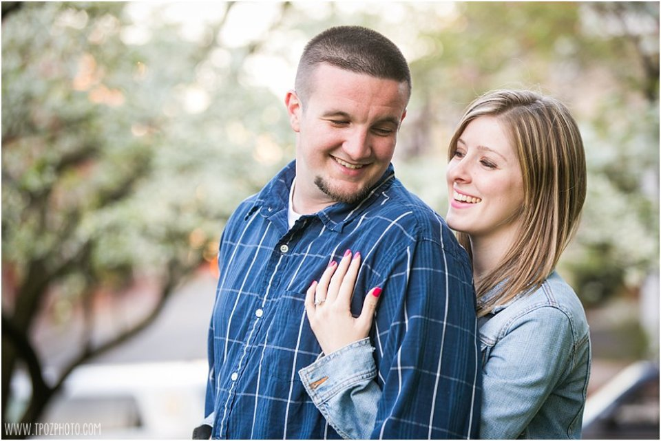 Annapolis Maryland Engagement Session
