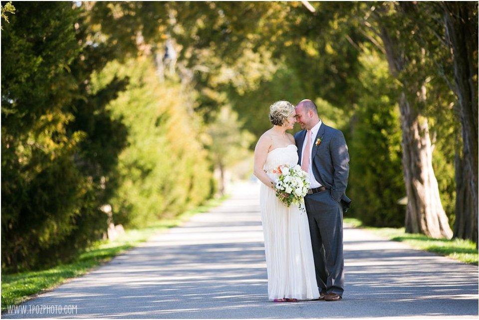 Beautiful Bride+Groom  Jefferson Patterson Park Wedding Photos