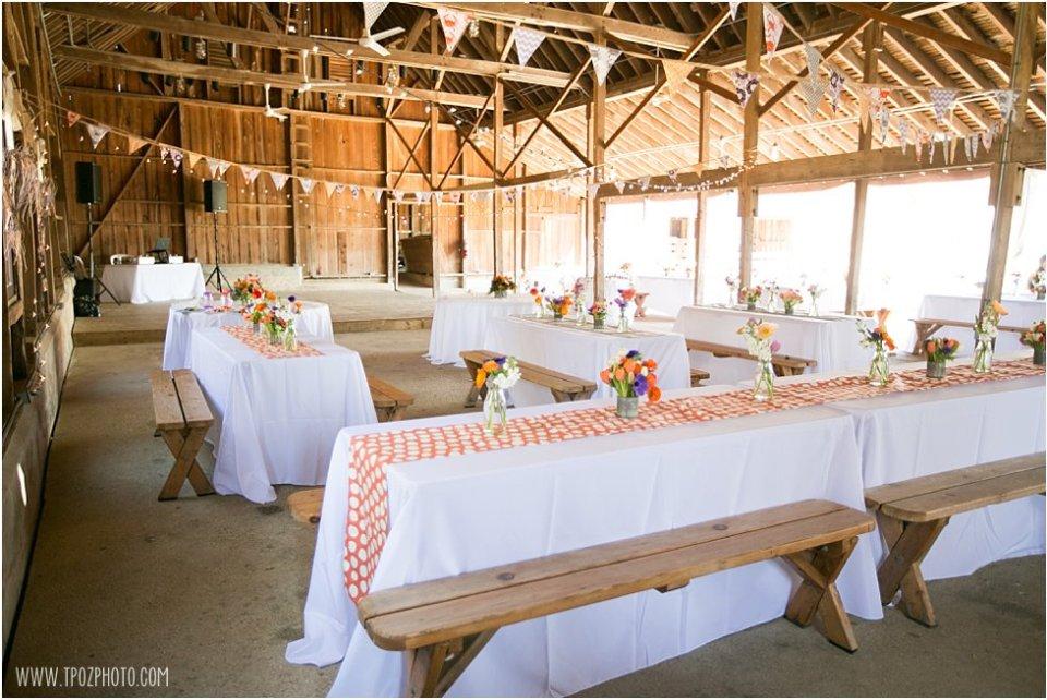 Jefferson Patterson Park Wedding Reception