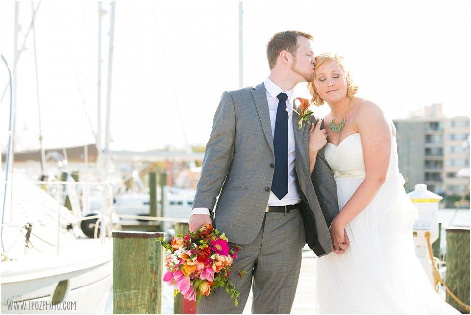 Port Annapolis Marina Wedding Photos • tPoz Photography • www.tpozphoto.com