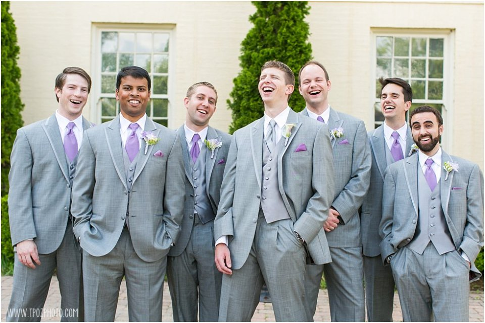 Evergreen Wedding Bridal Party •  tPoz Photography  •  www.tpozphoto.com